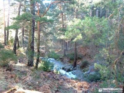 Cabeza Mediana;Camino Angostura; valles pasiegos valle baztan desfiladero del cares